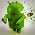 Cartoon Characters, Apple Victory Over Android Smartphone OS, Corporate Counsel Magazine, 3D, Cinema 4D, by Lonnie Busch, Franklin, North Carolina