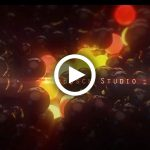 Animation 3D, Motion Graphics, demo reel Airbusch1 Studio, Cartoons, motion graphics, Xparticles, by Lonnie Busch, Franklin, North Carolina