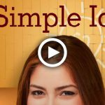 Animation, Motion Graphics, for Cosi Restaurant called Simple Idea, using still photos of woman and motion graphics, Boston, Massachusetts, created by Lonnie Busch, Franklin, NC