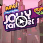 Animation 3D, for the Jolly Rancher Brand, created in Cinema 4D, 3D graphics, limo, candy, cityscape, by Lonnie Busch, Franklin, North Carolina