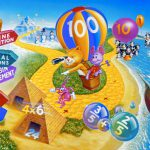 Cartoon Characters, Math Game, airbrush, by Lonnie Busch, Franklin, North Carolina