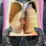 Realism, Robot, Romance Novel, The iSpot, 3D, Cinema 4D, by Lonnie Busch, Franklin, North Carolina