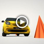 Animation, Smart Car, Italia, 18 Year Anniversary, video for social media, by Lonnie Busch, Franklin, NC