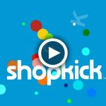 Animation, Motion Graphics, created in Cinema 4D, Shopkick, by Lonnie Busch, Franklin, NC